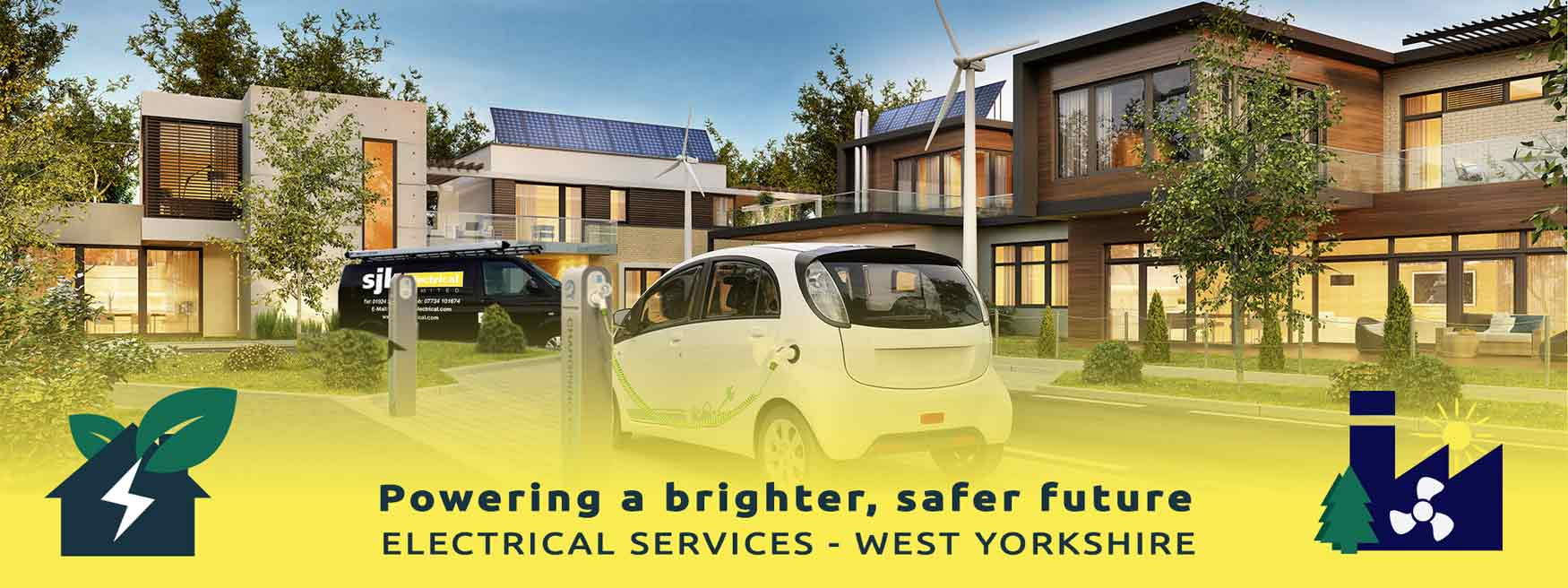 Electrical Services Wakefield, West Yorkshire