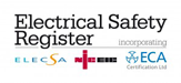 Electrical Safety Register.