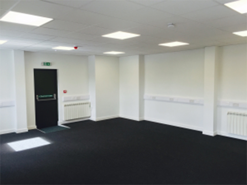 Office electrical installations Newark